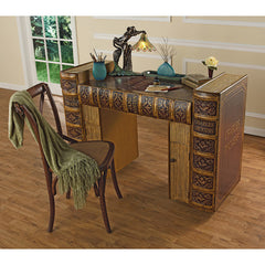 LITERARY VOLUMNS WRITING DESK