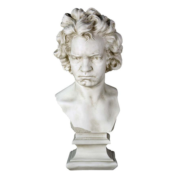 "26.5"" Ludwig van Beethoven Bust Sculpture Statue [Kitchen]"
