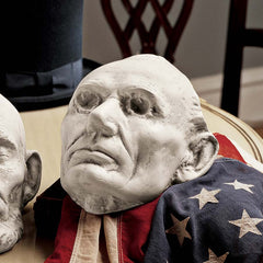"6.5"" Classic American President Abraham Lincoln Life Mask"