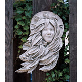 "18"" Classic Greek Goddess Home Garden Wall Sculpture Statue Decor [Kitchen]"