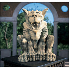 Leo the Laughing Gargoyle Statue (Large)