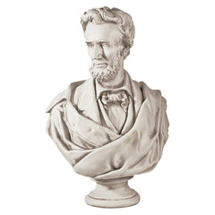 LINCOLN BUST MEMORIAL SIZE