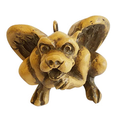 Ratato, the Lill Rat Gargoyle Ornament Sculpture