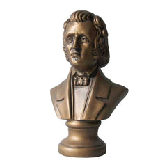 Chopin Bust Small -  Composers Busts
