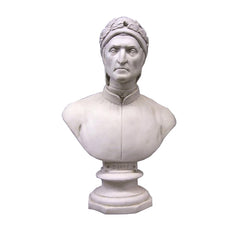 Dante The Poet -  Writers & Poets Busts
