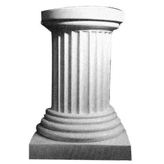 Short Common Column 28 - Architectural   Columns