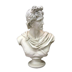 Apollo Bust Giant 38 -  Greek & Roman Busts