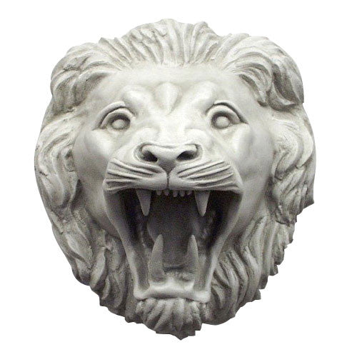 Roaring Lion By Viscount's Garden Animal Statue