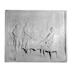 Declaration Of Independence -  Presidents Busts