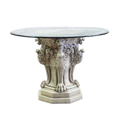 Lion Leg Table Base (4 Legs) - Architectural   Tables & Table Bases