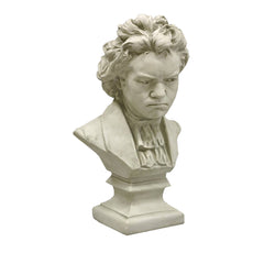 Beethoven Bust with Shirt 26 -  Composers Busts