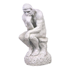 Thinker By Rodin 12 -  Rodin Classical  Sculpture