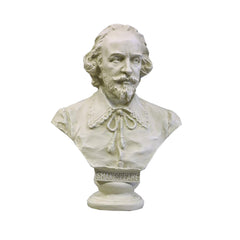 XoticBrands Shakespeare Informal Bust 18 - Busts   Historical Figures