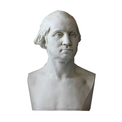 Washington Houdon Bust 9 -  Famous Americans Busts