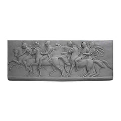 Alexander 5-Horsemen -  Greek & Roman Classical  Sculpture