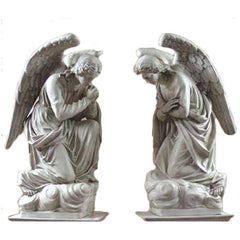 Adoration Kneeling Set 56 Garden Angel Statue