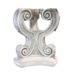 Acanthus Leaf Table Base - Pedestal Sculpture