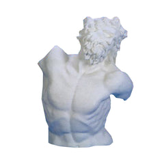 XoticBrands Laocoon Half (Body) 31 H - Busts   Greek & Roman