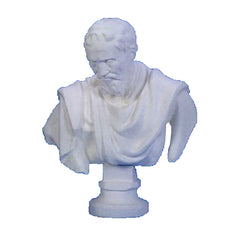 XoticBrands Michelangelo Bust 32 (Chest) - Busts   Greek & Roman
