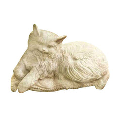 Cat Princess On Pillow 15 Garden Animal Statue
