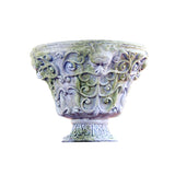 Wide Greenman Planter Garden Display