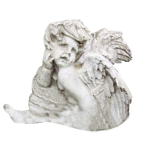 Cupid with Quiver 12 Garden Angel Statue