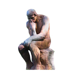 Thinker By Rodin-Large 22 -  Rodin Classical  Sculpture