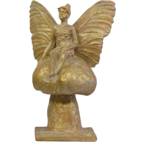 Fairy Girl Garden Angel Statue