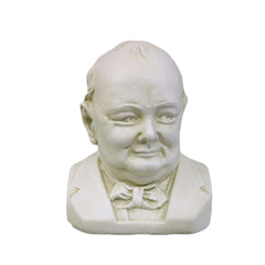 Winston Churchill Bust -  Historical Figures Busts