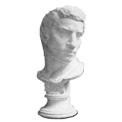 Brutus Bust -  Greek & Roman Busts