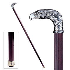 EAGLE HANDLE WALKING STICK