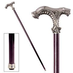 CLASSIC ORNATE HANDLE WALKING STICK