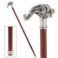 ELEPHANT WALKING STICK