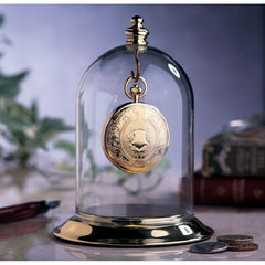 Heirloom Glass Dome Pocket Watch Display - Watch