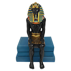 King Tut is Watching Shelf Sitting Sculpture
