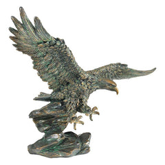 Eagle Bird Statue Sculpture Figurine
