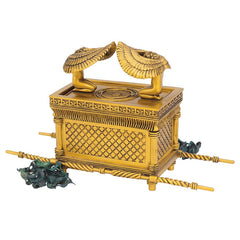 Ark of Covenant Religious Christian Statue