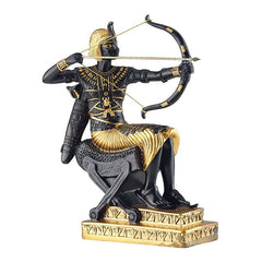 "8"" Museum Replica Classic Ancient Egyptian King Tut Desktop Sculpture Statue/..."