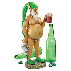 "Oktoberfest Otto"" Fully Krusened Elf Gnome"