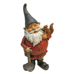 Digger, the Garden Gnome Statue