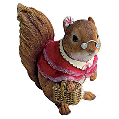 GRANDMOTHER SQUIRREL STATUE