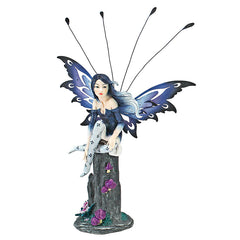 AZURE THE PEPPERWAND FAIRY STATUE