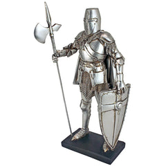 Medieval Nuremberg Castle Knight Statue - Medieval & Gothic Statue