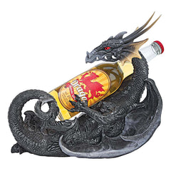 Gothic Dragon Beverage Beer Holder