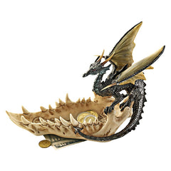 Dragon Offering Tray Statue
