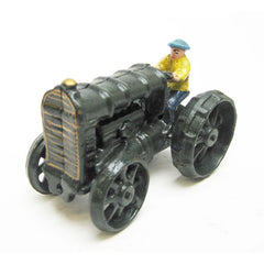 Fordson Replica Cast Iron Collectible Farm Toy Vintage Tractor