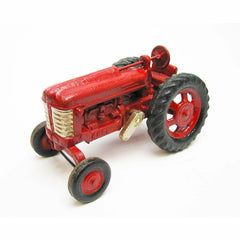 Big Red Replica Cast Iron Collectible Farm Toy Vintage Tractor