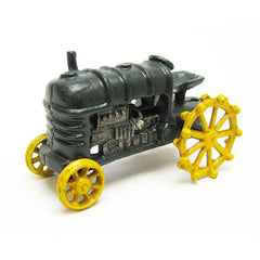 Collectible Farmstead Replica Cast Iron Collectible Farm Toy Vintage Tractor
