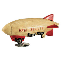 Aviation Collectible German LZ 127 Graf Zeppelin Deutsches Replica Airship