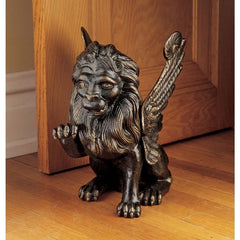 CHIMERA CAST IRON DOORSTOP